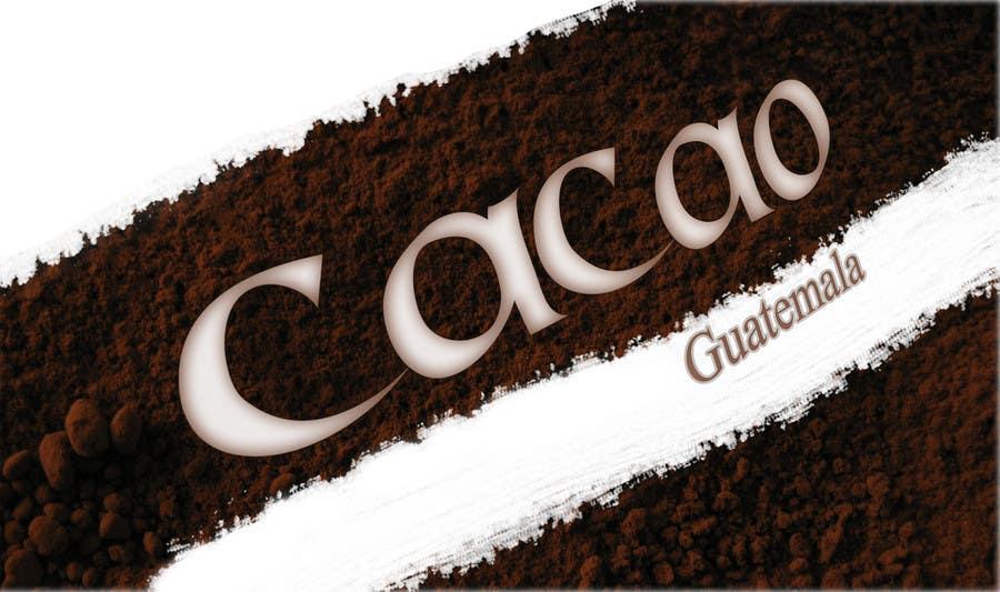 Inscrição nº 199 do Concurso para Design a Logo for Cacao