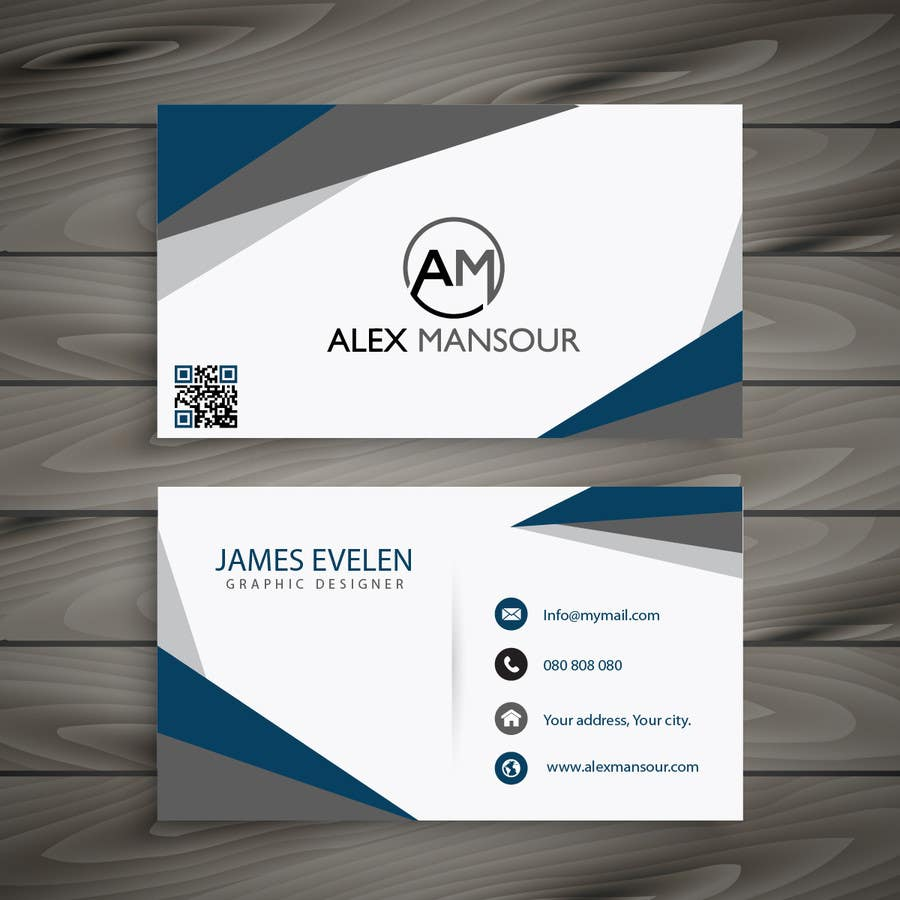 Entry #32 by AllGraphicsMaker for Business Card design for Freelance ...