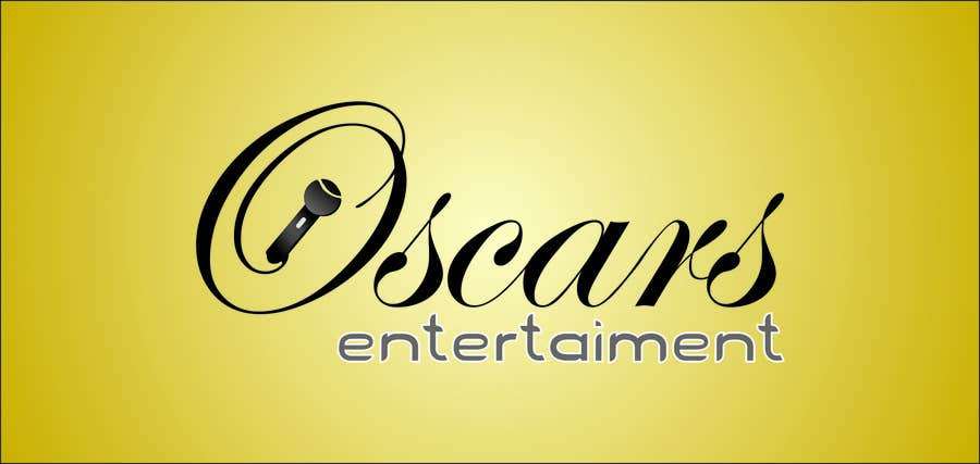 #59 for Design a Logo for Oscars Entertainment by TATHAE