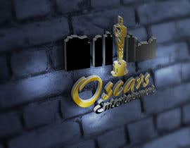 nº 53 pour Design a Logo for Oscars Entertainment par manuel0827