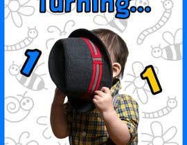 #25 cho Design My Son's Birthday Invite .Gif bởi denisbogdan13