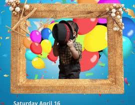 #18 cho Design My Son's Birthday Invite .Gif bởi hasinurrahman108