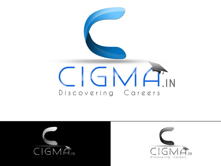 Proposition n°83 du concours Company logo Design for CIGMA INDIA - India's Leading Career Counseling Organization