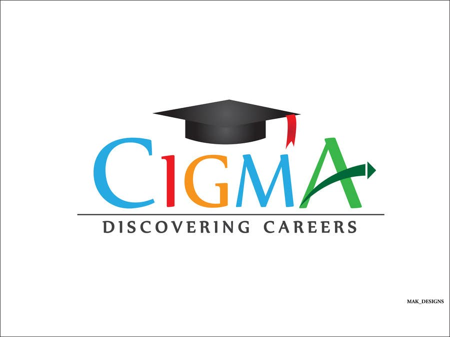 Proposition n°97 du concours Company logo Design for CIGMA INDIA - India's Leading Career Counseling Organization