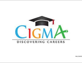 nº 101 pour Company logo Design for CIGMA INDIA - India's Leading Career Counseling Organization par GamingLogos