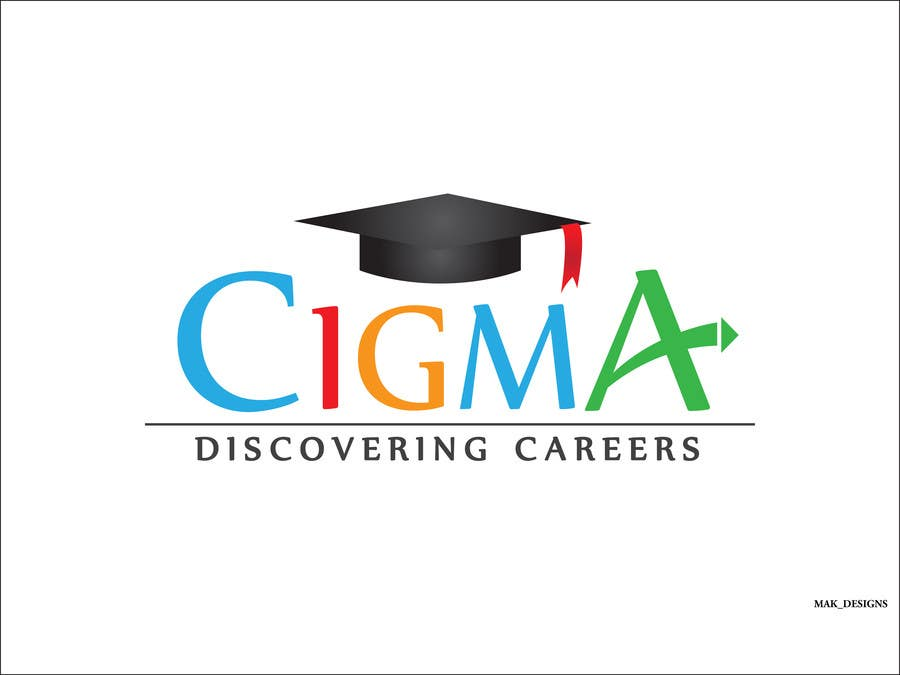 Proposition n°102 du concours Company logo Design for CIGMA INDIA - India's Leading Career Counseling Organization