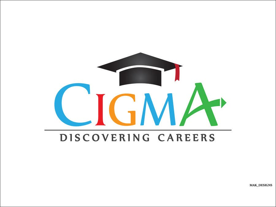 Proposition n°108 du concours Company logo Design for CIGMA INDIA - India's Leading Career Counseling Organization