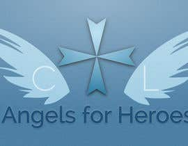 "#20 para Design a Logo for ""Angels for Heroes"" por mith88"