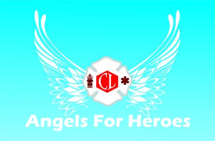 "nº 27 pour Design a Logo for ""Angels for Heroes"" par eltorozzz"