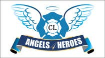 """Graphic Design Entri Peraduan #18 for Design a Logo for """"Angels for Heroes"""""""