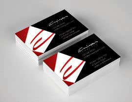 "#19 untuk Design some Business Cards for my company ""Emirates Graphic"" oleh linokvarghese"
