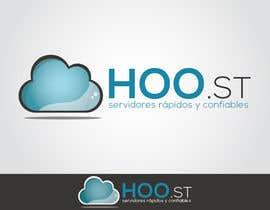 #45 for Design a Logo for Hoo.st by mekuig