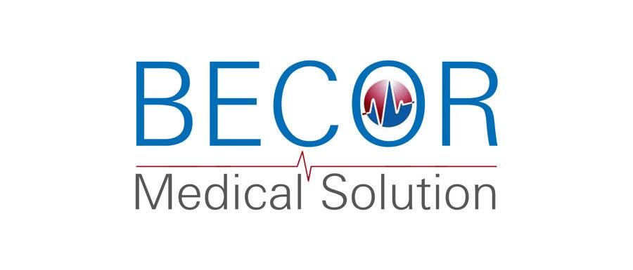 Kilpailutyö #427 kilpailussa Logo Design for Becor Medical Solutions Pty Ltd