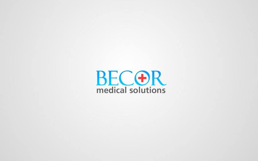 Kilpailutyö #162 kilpailussa Logo Design for Becor Medical Solutions Pty Ltd