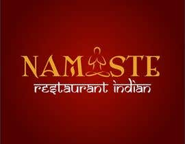 #14 for slogan si logo pentru un restaurant indian  NAMASTE by mariusunciuleanu