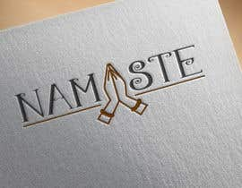 #3 for slogan si logo pentru un restaurant indian  NAMASTE by jonAtom008