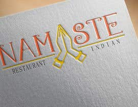 #8 for slogan si logo pentru un restaurant indian  NAMASTE by jonAtom008