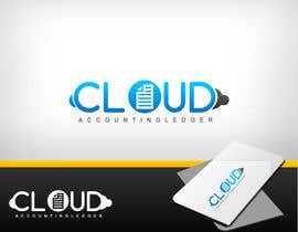 #58 for Design a Logo for CLOUDACCOUNTINGLEDGER.COM af yaseenamin