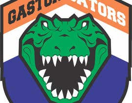 nº 26 pour Design a Logo for the Gaston Gators par jaimedoy