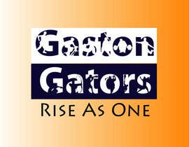 #20 para Design a Logo for the Gaston Gators por jonydep