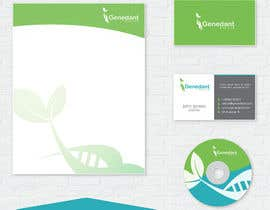 #155 for Develop a Corporate Identity for Biomedical Firm af Bauerol3