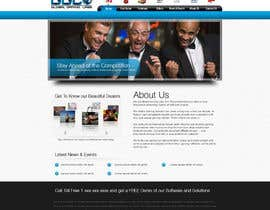 #4 for Website Design for A Leading Live Casino Software Provider af shabanehsan