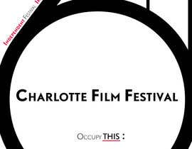 #76 for Design materials for the Charlotte International Film Festival by astrofish