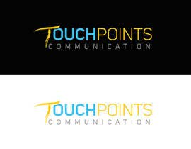 #28 untuk Design a Logo for Touch Point Communication oleh alamin1973