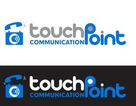#165 for Design a Logo for Touch Point Communication af itcostin