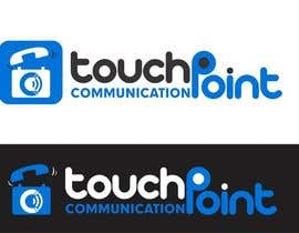 #166 for Design a Logo for Touch Point Communication af itcostin