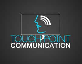 #23 for Design a Logo for Touch Point Communication af DavidRY