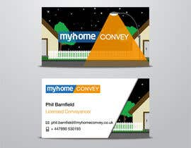#52 cho Business Card Design for Real Estate Lawyer with revision of logo. bởi TheDarth