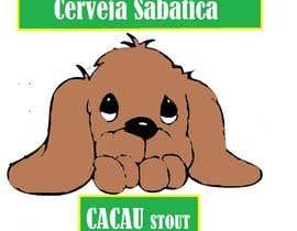 #10 para Cervejaria Sabática - Rótulo da Cerveja Cacau por fatimamonteiro