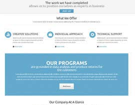 #7 para Design a website for a Property Investment Fund por hasanaries