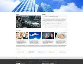 #5 for Design a website for a Property Investment Fund by FabioGasparrini