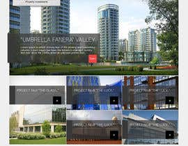 #17 for Design a website for a Property Investment Fund by aleksejspasibo