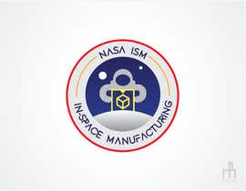 #1097 for NASA In-Space Manufacturing Logo Challenge by ManuelRuizH