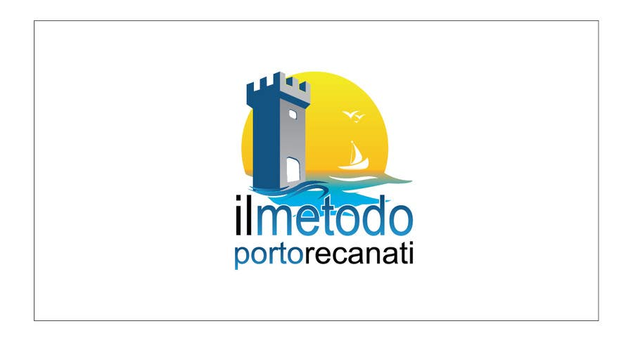 #36 for Logo for Ilmetodoportorecanati by zagol1234