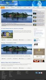 Kilpailutyö #                                        15                                      kilpailussa                                         Design a Website Mockup for Nicaplanet.com