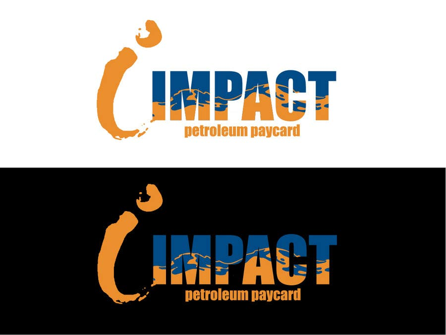 Konkurrenceindlæg #289 for Design a Logo for Impact Petroleum Services
