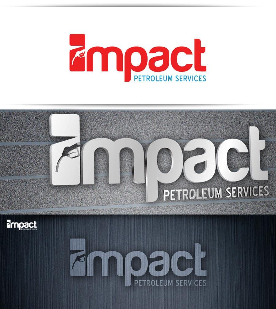 Konkurrenceindlæg #228 for Design a Logo for Impact Petroleum Services