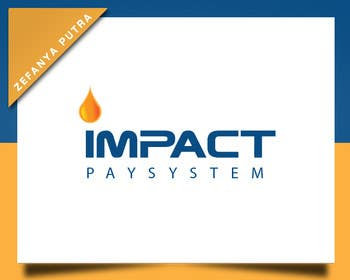 #59 for Design a Logo for Impact Petroleum Services by zefanyaputra