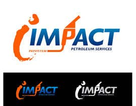 nº 288 pour Design a Logo for Impact Petroleum Services par juanpa11