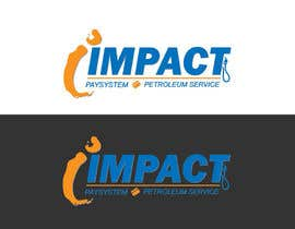 #45 cho Design a Logo for Impact Petroleum Services bởi Kkeroll