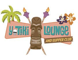 crvdesign tarafından Design a Logo for a Tiki Bar / Restaurant - Artists with 50's flair wanted! için no 73