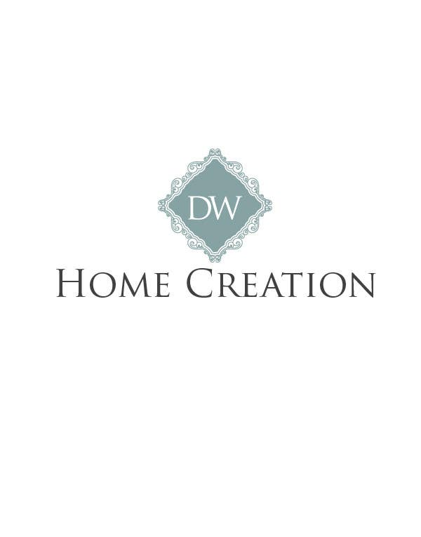 Inscrição nº 23 do Concurso para Design a Logo for my company - DW Home Creations