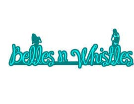 #5 for Design a Logo for Belles n Whistles by petapaw