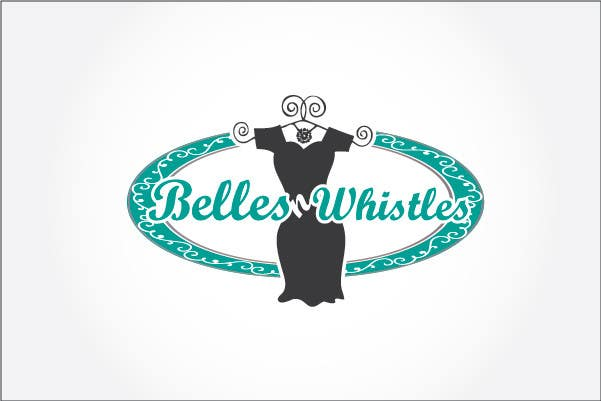#61 for Design a Logo for Belles n Whistles by orbit360designs
