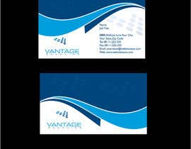 #70 for Business Card with Existing logo af DanaPopa