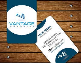 nº 26 pour Business Card with Existing logo par dgnextt